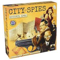 City Spies: Estoril 1942 Board Game