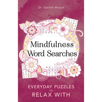 Mindfulness Word Searches: Everyday Puzzles