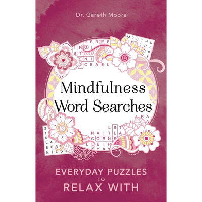 Mindfulness Word Searches: Everyday Puzzles image number 1
