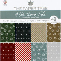 A Christmas Tale Essentials Paper Pad - 8x8 Inch