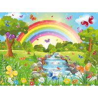 Butterfly Paradise 300 Piece Jigsaw Puzzle
