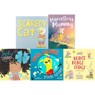 Beautiful Tales: 10 Kids Picture Books Bundle image number 2