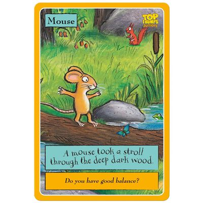 The Gruffalo Junior Top Trumps image number 2