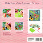 Make Your Own Diamond Butterfly Picture image number 3