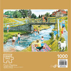 Picnic Playtime 1000 Piece Jigsaw Puzzle image number 3