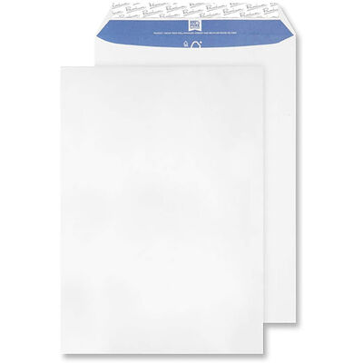 White Wove Envelopes C4 Pack of 20 image number 1