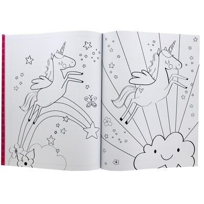 Dot-to-Dot and Activity Book - Unicorns Edition image number 2