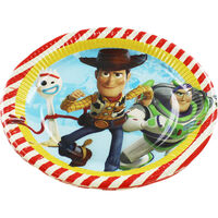 Toy Story Paper Plates - 8 Pack