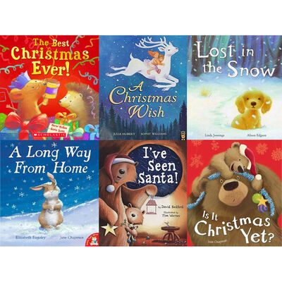 The Christmas Advent Collection: 24 Kids Picture Books Bundle image number 2
