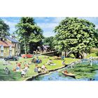 Summer Picnic 1000 Piece Jigsaw Puzzle image number 2