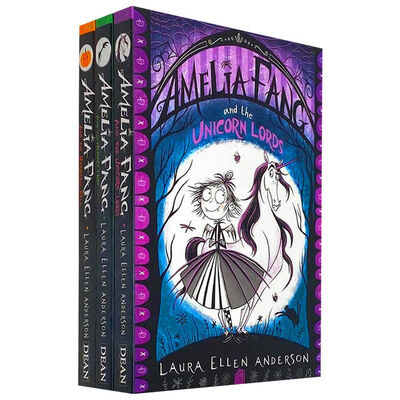 Amelia Fang: 3 Book Collection image number 1