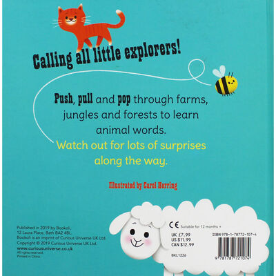 First Words: Animals image number 3