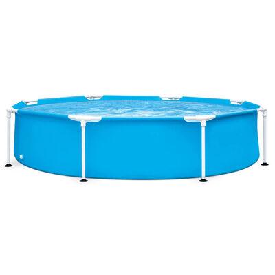 M.Y Splash Metal Frame Swimming Pool 8ft x 26in image number 1