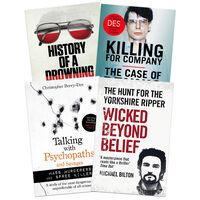 The True Crime 4 Book Bundle