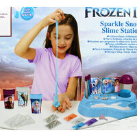 Disney Frozen 2 Sparkle Snow Slime Station