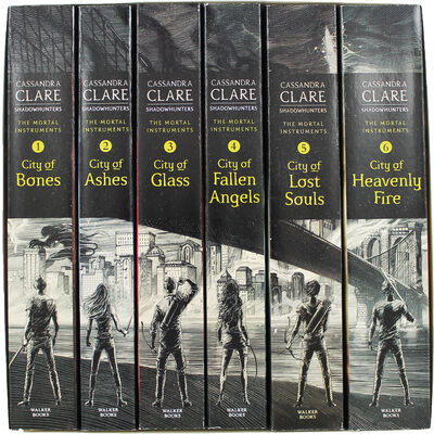 The Mortal Instruments: 6 Book Collection image number 2