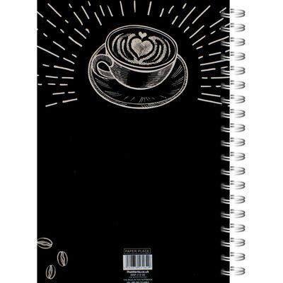 A4 Procaffeinating Notebook image number 3