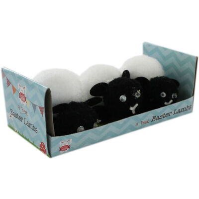 Easter Lambs - 3 Pack image number 1