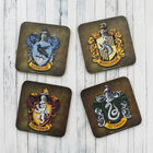 Harry Potter - Deathly Hallows Coasters - 4 Pack image number 2
