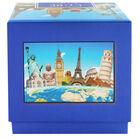 World Landmarks 100 Piece Jigsaw Puzzle image number 3