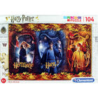 Harry Potter 104 Piece Jigsaw Puzzle image number 2