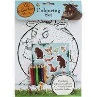 The Gruffalo Colouring Set