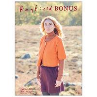Hayfield Bonus DK: Cardigan Knitting Pattern 8284