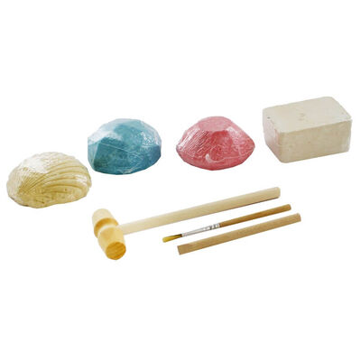 World of Gems 4-in-1 Excavation Kit image number 3