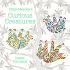 Millie Marotta's Curious Creatures Pocket Colouring image number 1