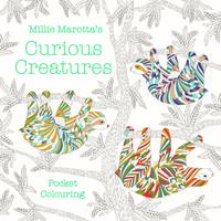 Millie Marotta's Curious Creatures Pocket Colouring