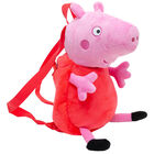 Peppa Pig Plush Backpack image number 1