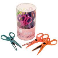 Craft Scissors: Pack of 10