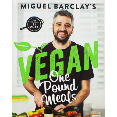 Miguel Barclay's Vegan One Pound Meals image number 1