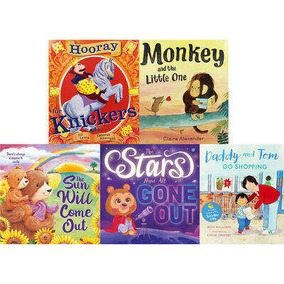 The Sun Will Come Out: 10 Kids Picture Books Bundle image number 2