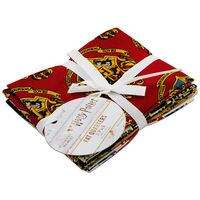 Harry Potter Fat Quarters: Pack of 5