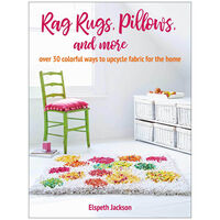 Rag Rugs, Pillows, and More