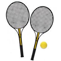Black Tennis Set