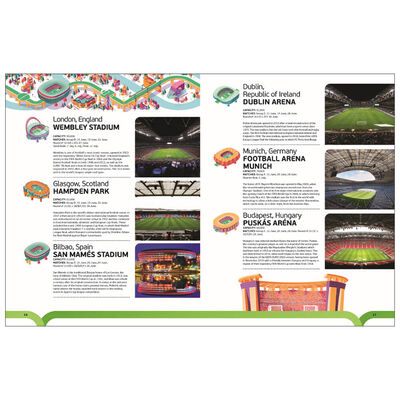 UEFA EURO 2020: The Official Book image number 5