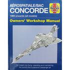 Haynes: Aérospatiale/BAC Concorde image number 1