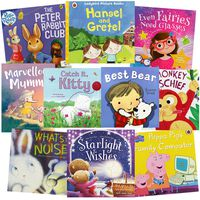 Best Bear And Friends: 10 Kids Picture Books Bundle