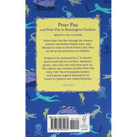 Peter Pan and Peter Pan in Kensington Gardens