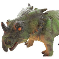Soft Stuffed Styracosaurus Figure
