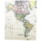 World Map Slip-In Photo Album image number 3