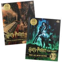 Harry Potter Film Vault 2 Book Bundle