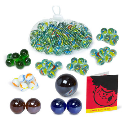 Beano Box of Marbles image number 2