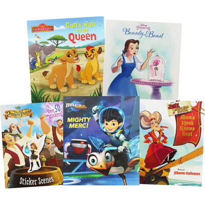 Disney Stories: 10 Kids Picture Books Bundle image number 2