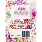 Pocket Puzzles Floral Purple Crosswords Book image number 3
