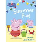 Peppa Pig: Summer Fun! Sticker Activity Book image number 1