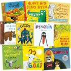Greedy Goat and Friends: 10 Kids Picture Books Bundle image number 1