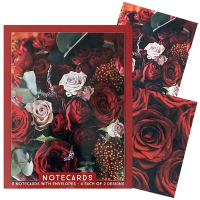 Assorted Traditional Notecards: Pack of 8 image number 3